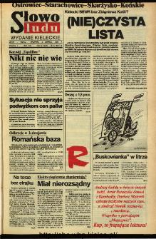 Słowo Ludu,1993 R.XLIV, nr 179 (Ostrowiec-Starachowiece-Skarżysko-Końskie)