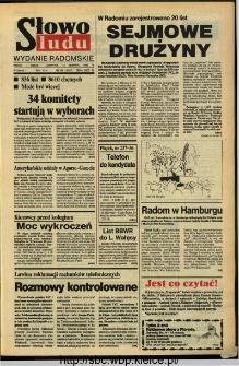 Słowo Ludu,1993 R.XLIV, nr 185 (wydanie radomskie)