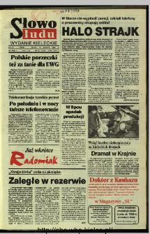 Słowo Ludu,1993 R.XLIV, nr 190