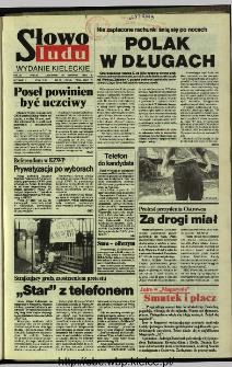 Słowo Ludu,1993 R.XLIV, nr 191