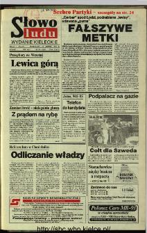 Słowo Ludu,1993 R.XLIV, nr 194