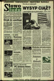 Słowo Ludu,1993 R.XLIV, nr 199 (Ostrowiec-Starachowiece-Skarżysko-Końskie)