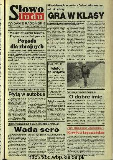 Słowo Ludu,1993 R.XLIV, nr 207 (wydanie radomskie)