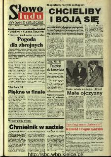 Słowo Ludu,1993 R.XLIV, nr 207