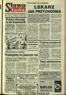 Słowo Ludu,1993 R.XLIV, nr 212 (wydanie radomskie)