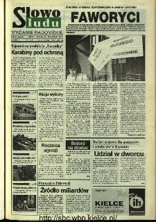 Słowo Ludu,1993 R.XLIV, nr 217 (wydanie radomskie)