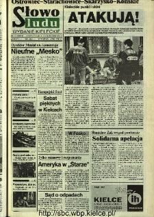 Słowo Ludu,1993 R.XLIV, nr 217 (Ostrowiec-Starachowiece-Skarżysko-Końskie)