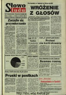 Słowo Ludu,1993 R.XLIV, nr 219 (wydanie radomskie)