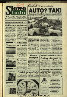 Słowo Ludu,1993 R.XLIV, nr 223
