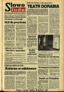 Słowo Ludu,1993 R.XLIV, nr 225 (wydanie radomskie)
