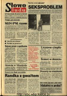 Słowo Ludu,1993 R.XLIV, nr 226 (wydanie radomskie)