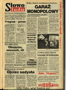 Słowo Ludu,1993 R.XLIV, nr 227 (wydanie radomskie)