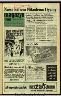 Słowo Ludu,1993 R.XLIV, nr 228 (magazyn)