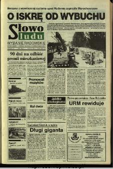 Słowo Ludu,1993 R.XLIV, nr 229 (wydanie radomskie)
