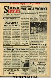 Słowo Ludu,1993 R.XLIV, nr 230 (wydanie radomskie)