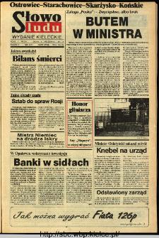 Słowo Ludu,1993 R.XLIV, nr 232 (Ostrowiec-Starachowiece-Skarżysko-Końskie)
