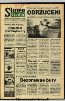 Słowo Ludu,1993 R.XLIV, nr 235