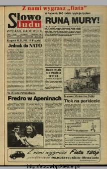 Słowo Ludu,1993 R.XLIV, nr 236 (wydanie radomskie)
