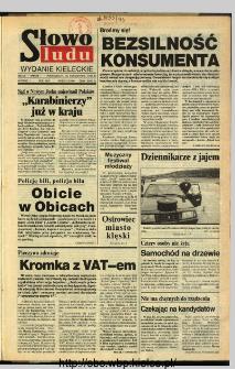 Słowo Ludu,1993 R.XLIV, nr 242