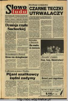 Słowo Ludu,1993 R.XLIV, nr 243 (wydanie radomskie)