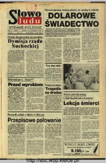Słowo Ludu,1993 R.XLIV, nr 243