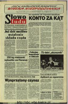 Słowo Ludu,1993 R.XLIV, nr 248 (wydanie radomskie)