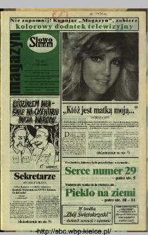 Słowo Ludu,1993 R.XLIV, nr 252 (magazyn)
