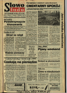 Słowo Ludu,1993 R.XLIV, nr 254