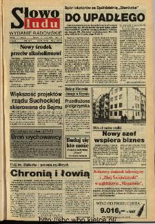 Słowo Ludu,1993 R.XLIV, nr 255 (wydanie radomskie)
