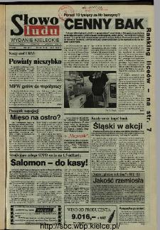 Słowo Ludu,1993 R.XLIV, nr 256