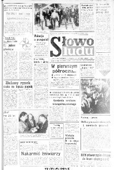 Słowo Ludu : organ Komitetu Wojewódzkiego Polskiej Zjednoczonej Partii Robotniczej, 1984, R.XXXV, nr 161