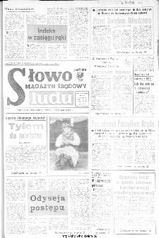 Słowo Ludu : organ Komitetu Wojewódzkiego Polskiej Zjednoczonej Partii Robotniczej, 1984, R.XXXV, nr 163