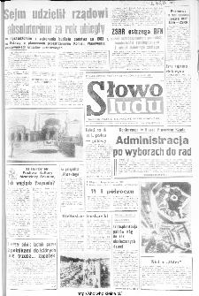 Słowo Ludu : organ Komitetu Wojewódzkiego Polskiej Zjednoczonej Partii Robotniczej, 1984, R.XXXV, nr 165