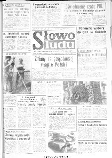 Słowo Ludu : organ Komitetu Wojewódzkiego Polskiej Zjednoczonej Partii Robotniczej, 1984, R.XXXV, nr 167