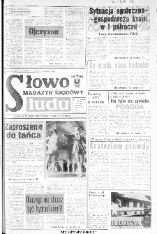 Słowo Ludu : organ Komitetu Wojewódzkiego Polskiej Zjednoczonej Partii Robotniczej, 1984, R.XXXV, nr 176