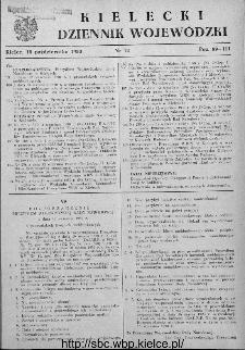 Kielecki Dziennik Wojewódzki 1950, nr 12