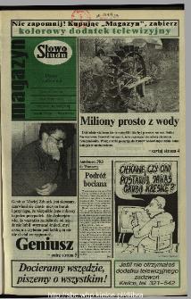 Słowo Ludu,1993 R.XLIV, nr 257 (magazyn)