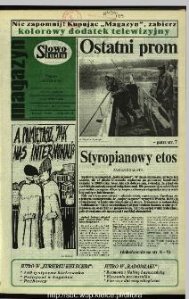 Słowo Ludu,1993 R.XLIV, nr 262 (magazyn)
