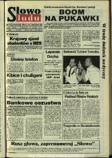 Słowo Ludu,1993 R.XLIV, nr 264 (wydanie radomskie)