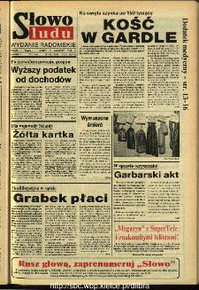 Słowo Ludu,1993 R.XLIV, nr 266 (wydanie radomskie)