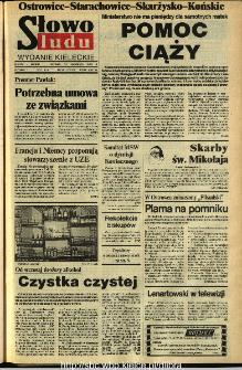 Słowo Ludu,1993 R.XLIV, nr 271 (Ostrowiec-Starachowiece-Skarżysko-Końskie)