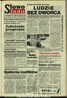 Słowo Ludu,1993 R.XLIV, nr 272 (wydanie radomskie)