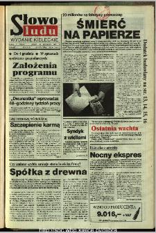 Słowo Ludu,1993 R.XLIV, nr 272