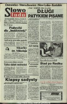 Słowo Ludu,1993 R.XLIV, nr 273 (Ostrowiec-Starachowiece-Skarżysko-Końskie)