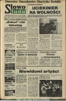Słowo Ludu,1993 R.XLIV, nr 275 (Ostrowiec-Starachowiece-Skarżysko-Końskie)
