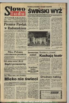 Słowo Ludu,1993 R.XLIV, nr 277