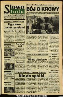 Słowo Ludu,1993 R.XLIV, nr 281 (wydanie radomskie)