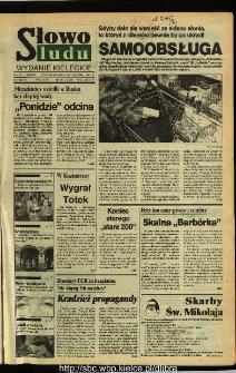 Słowo Ludu,1993 R.XLIV, nr 281