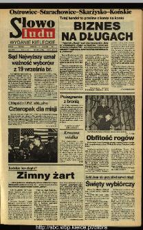 Słowo Ludu,1993 R.XLIV, nr 283 (Ostrowiec-Starachowiece-Skarżysko-Końskie)