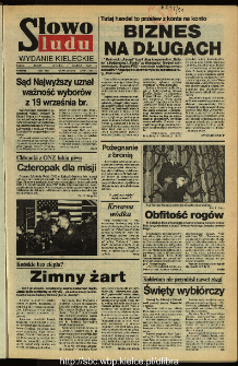 Słowo Ludu,1993 R.XLIV, nr 283